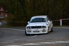 Giuseppe Bonifati (Valdelsa Classic BMW 318 IS  22)